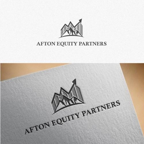 afton logo design