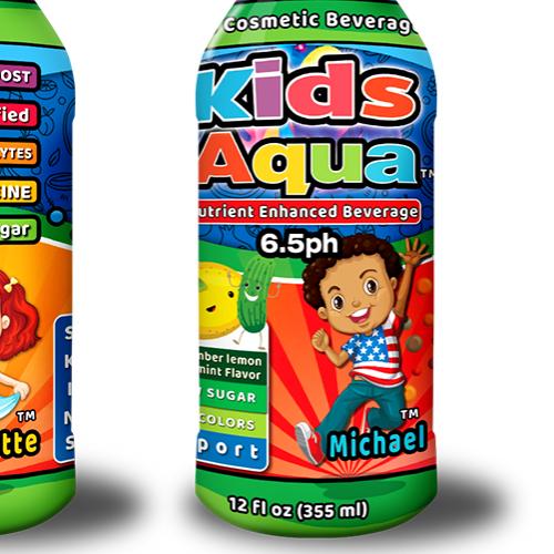 Kids water Beverage