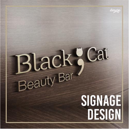 Logo Signage Design
