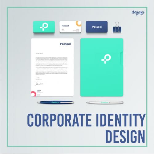 Corporate Business Indentity Design