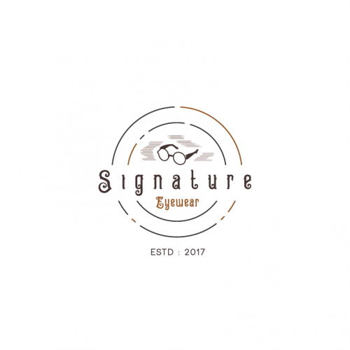Logo Design for Signature Eyewear.