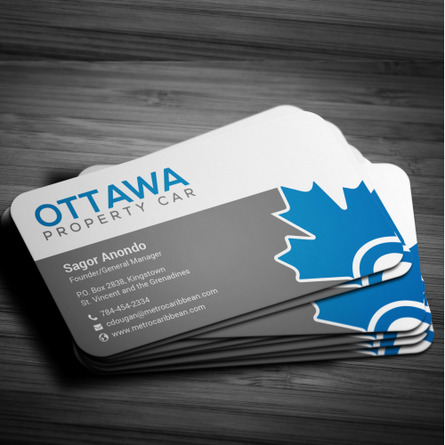 logo Based Business Card Design