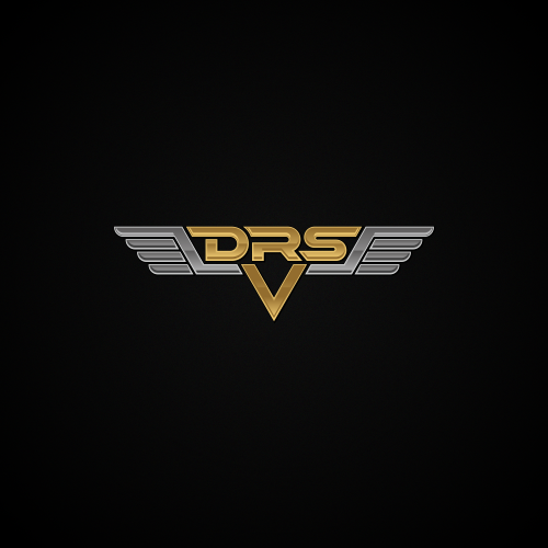 DRS Automotive Logo Design