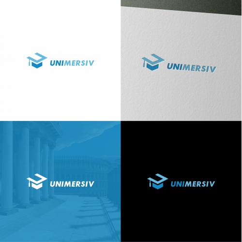 Unimersive Logo Design
