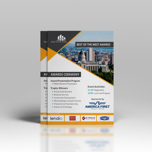 Corporate business flyer Design For Your Business