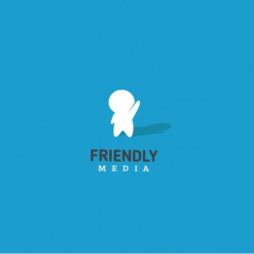 Logo for Friendly Media
