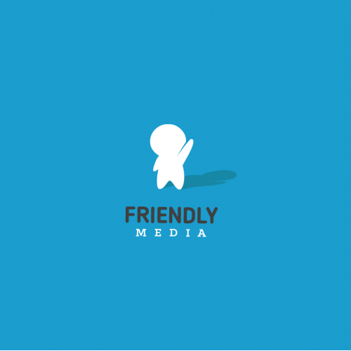 Logo for Friendly Media