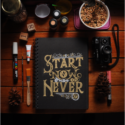 Start Now or Never