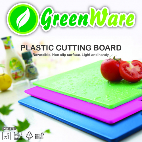 Chopping Board C2S Label