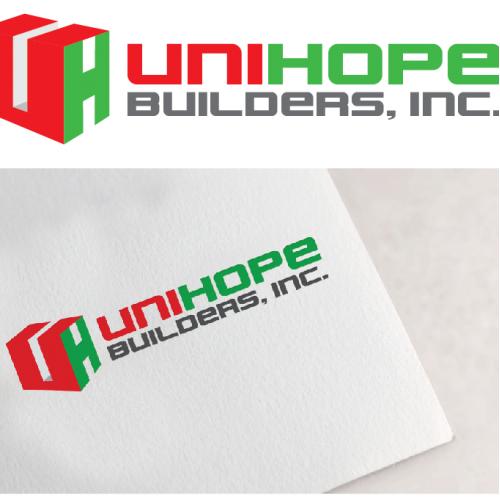 Unihope Builders Logo