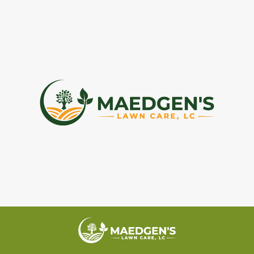 Logo design for Lawn Care and Landscaping business