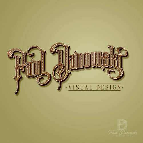 Decorative Header / Logo Font Design