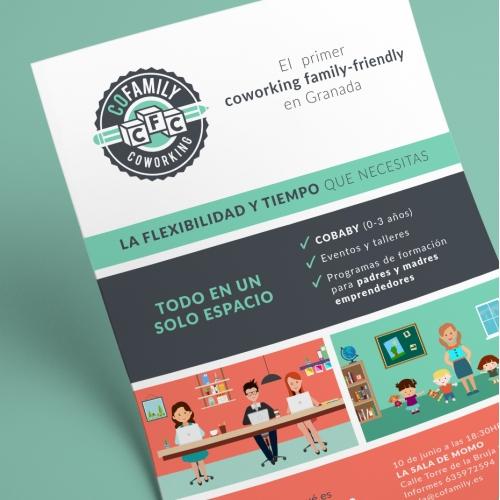 Family Coworking - Corporate Identity / Logo design