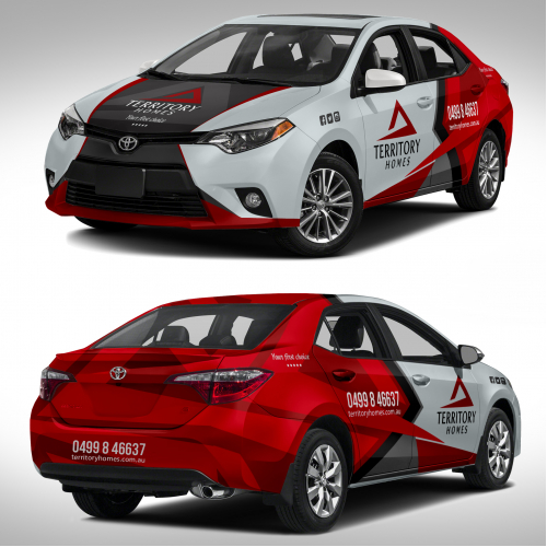 Car\Vehicle wrap design