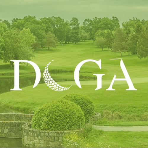 Denton County Golf Logo