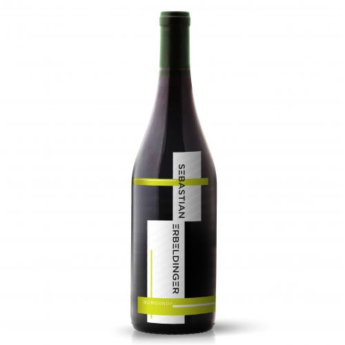 Wine Label Packaging Design