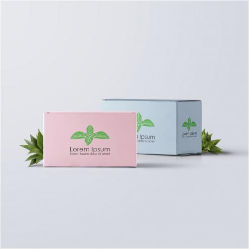 herbal packaging design