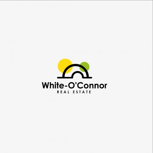 white O'connor real estate