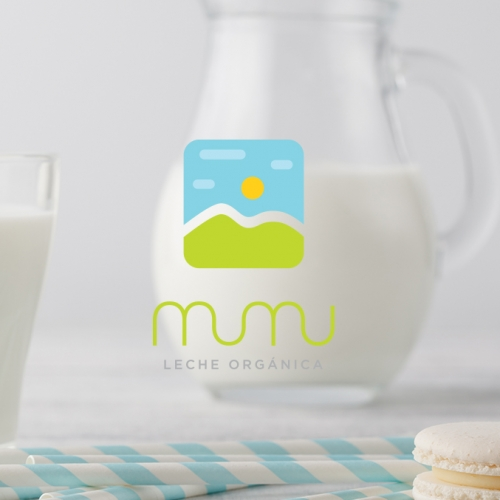 Mumu, organic milk