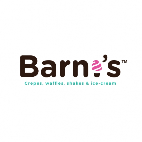 Barni's Icecream logo
