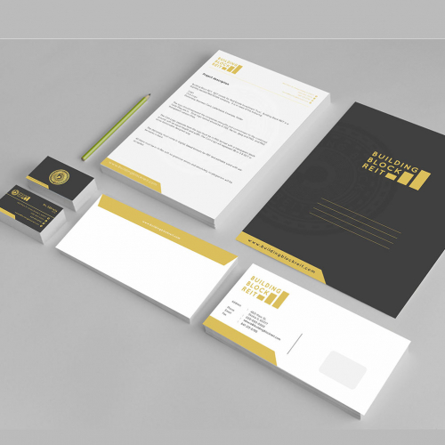 Building Block REIT(Brand Identity)