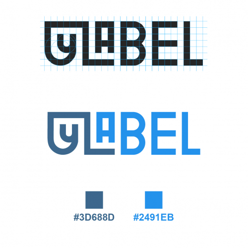 Logo for a brand