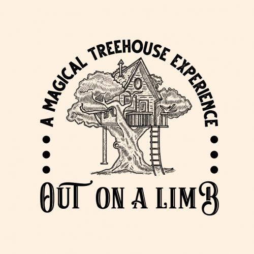 Tree House Logo For A Startup Company