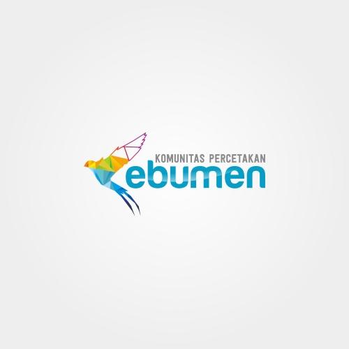 LOGO KEBUMEN PRINTING COMMUNITY