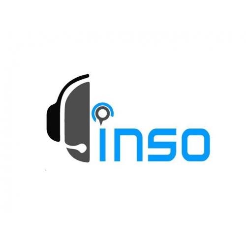 LOGO DESIGN FOR INSO CALL CENTRE