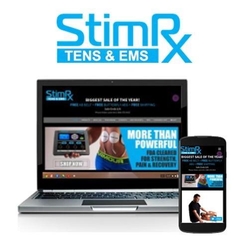 StimRx Website