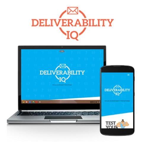 Deliverability IQ Website