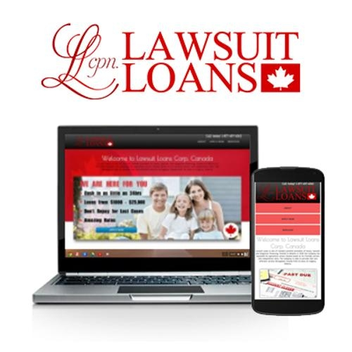 Lawsuit Loans Website
