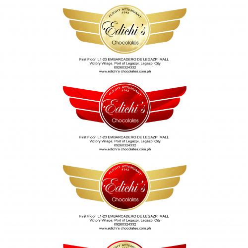 Edichi's Chocolates Logo