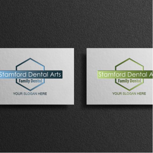 My Entry for Dental Logo And Business Card Design