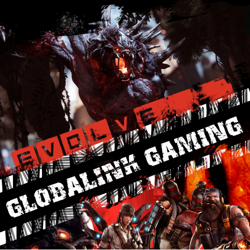 Globalink Ayala Evolve Tarpaulin Poster