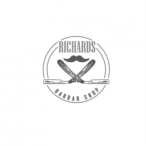 Barbar Shop Logo