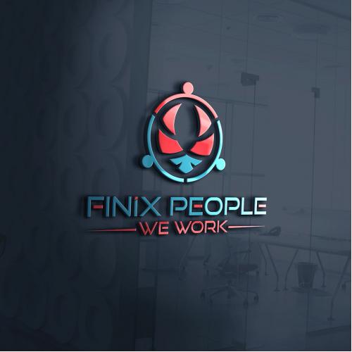 Finix people logo