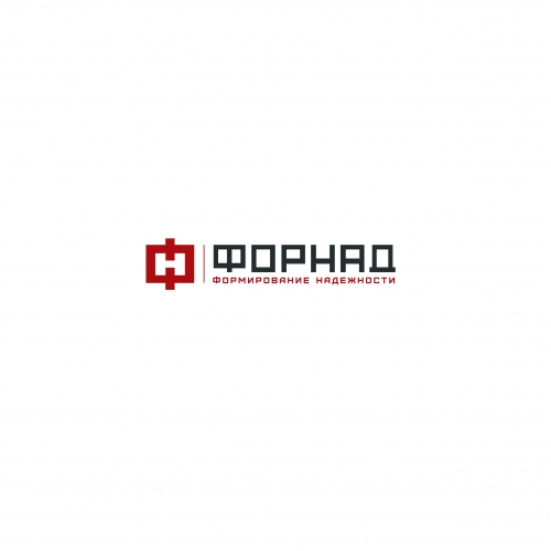 Logo for Russian industrial company