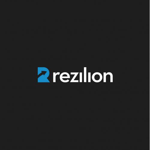 Logo design for rezilion company