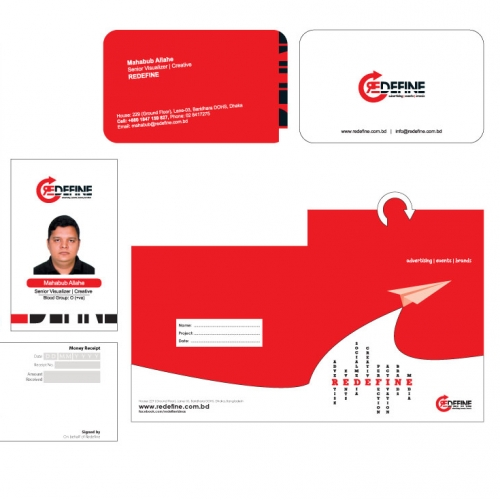 Redefine-corporate identity