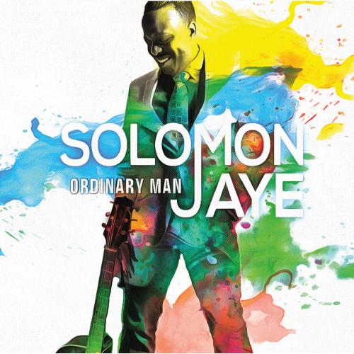 - Album Cover - Solomon Jaye