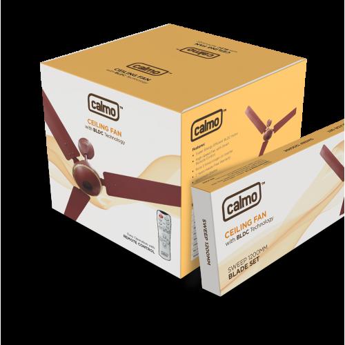 Packaging Design for Ceiling Fan