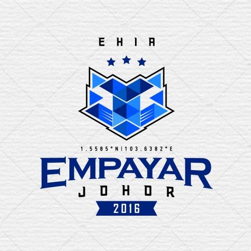 Empayar Johor Logo Design