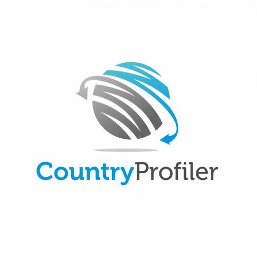 Country Profiler Logo Design