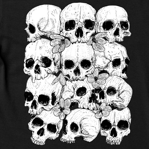 TRUE FACE Graphic T-Shirt Design