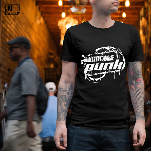 T-shirt : Hardcore Punk