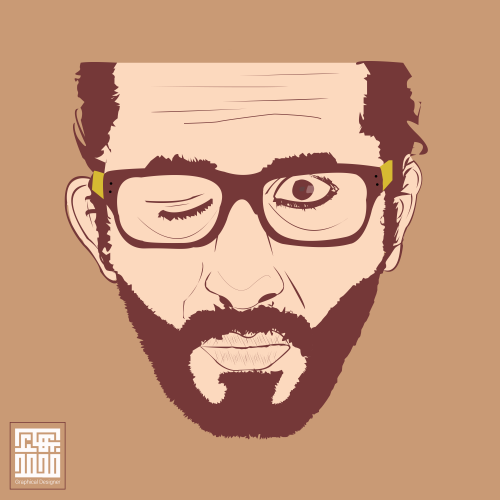 Ahmed helmy portrait