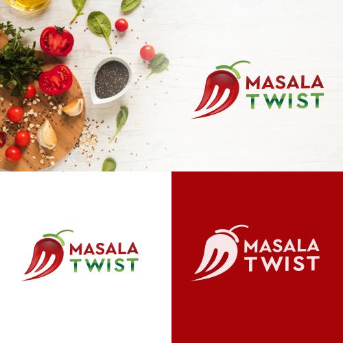Logo Design job - NEW Indian Fusion Restaurant needs a logo design