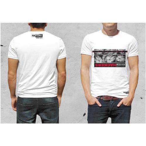 Men\'s Semi Allover T-shirt Design