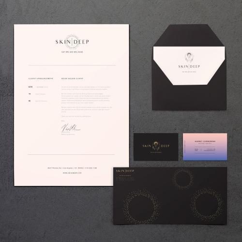 Print Materials Design Concept
